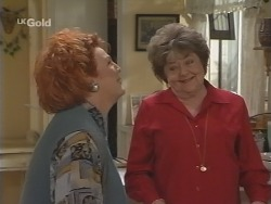 Cheryl Stark, Marlene Kratz in Neighbours Episode 2590