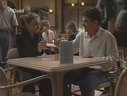 Debbie Martin, Joel Supple in Neighbours Episode 2590
