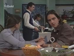 Libby Kennedy, Karl Kennedy, Susan Kennedy, Darren Stark in Neighbours Episode 2704