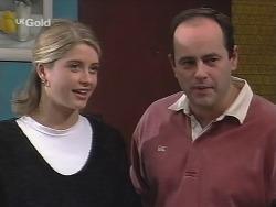 Danni Stark, Philip Martin in Neighbours Episode 2705