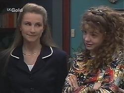 Roz Kemp, Hannah Martin in Neighbours Episode 2705
