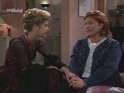 Danni Stark, Cheryl Stark in Neighbours Episode 2705