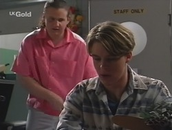 Toadie Rebecchi, Billy Kennedy in Neighbours Episode 2731
