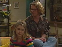 Danni Stark, Brett Stark  in Neighbours Episode 2731