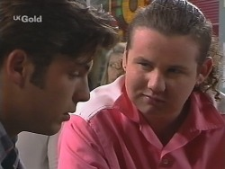 Malcolm Kennedy, Toadie Rebecchi in Neighbours Episode 2731
