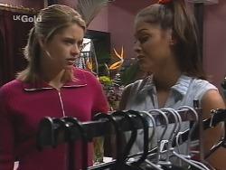 Danni Stark, Sarah Beaumont in Neighbours Episode 2731