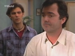 Malcolm Kennedy, Karl Kennedy in Neighbours Episode 2732