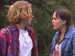 Brett Stark, Libby Kennedy in Neighbours Episode 2732