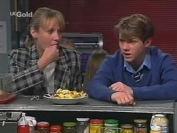 Ruth Wilkinson, Lance Wilkinson in Neighbours Episode 2734