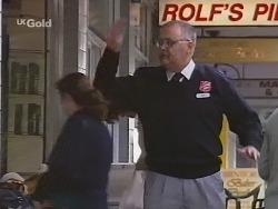 Harold Bishop in Neighbours Episode 2734