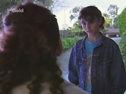 Toadie Rebecchi, Young Girl in Neighbours Episode 2734