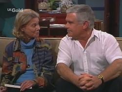Helen Daniels, Lou Carpenter in Neighbours Episode 2734
