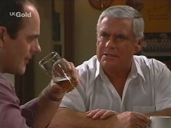 Philip Martin, Lou Carpenter in Neighbours Episode 2734