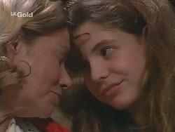 Helen Daniels, Hannah Martin in Neighbours Episode 2734