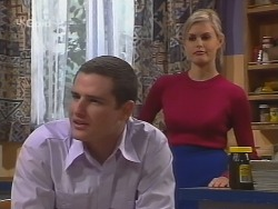 Luke Handley, Joanna Hartman in Neighbours Episode 2735