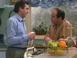 Karl Kennedy, Philip Martin in Neighbours Episode 2736