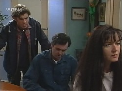 Malcolm Kennedy, Karl Kennedy, Susan Kennedy in Neighbours Episode 2736