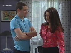Luke Handley, Sarah Beaumont in Neighbours Episode 2736
