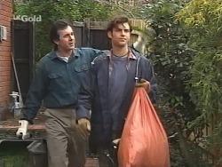 Karl Kennedy, Malcolm Kennedy in Neighbours Episode 2737