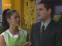 Sarah Beaumont, Luke Handley in Neighbours Episode 2737