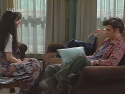 Susan Kennedy, Malcolm Kennedy in Neighbours Episode 2737