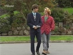 Malcolm Kennedy, Brett Stark in Neighbours Episode 2737