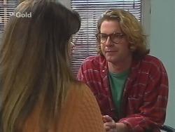 Libby Kennedy, Brett Stark in Neighbours Episode 2737