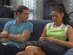 Luke Handley, Sarah Beaumont in Neighbours Episode 2737