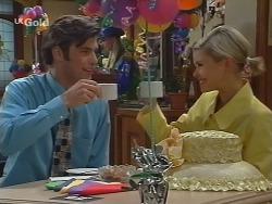Malcolm Kennedy, Joanna Hartman in Neighbours Episode 2737