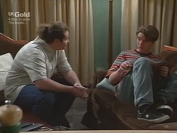 Toadie Rebecchi, Billy Kennedy in Neighbours Episode 2738