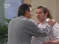 Karl Kennedy, Toadie Rebecchi in Neighbours Episode 2738