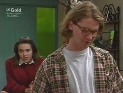 Libby Kennedy, Brett Stark in Neighbours Episode 2738