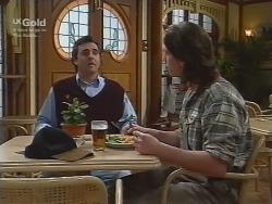 Karl Kennedy, Darren Stark in Neighbours Episode 2738