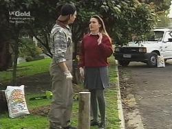 Darren Stark, Libby Kennedy in Neighbours Episode 2738
