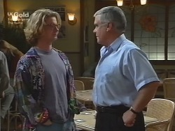 Brett Stark, Lou Carpenter in Neighbours Episode 2739