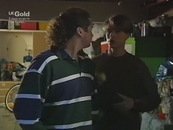 Toadie Rebecchi, Billy Kennedy in Neighbours Episode 2739