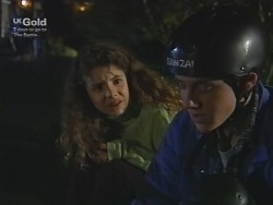 Hannah Martin, Lance Wilkinson in Neighbours Episode 2739