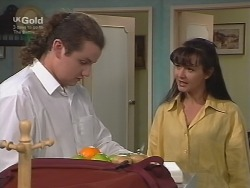 Toadie Rebecchi, Susan Kennedy in Neighbours Episode 2739