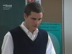 Luke Handley in Neighbours Episode 2739
