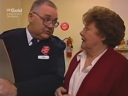 Harold Bishop, Marlene Kratz in Neighbours Episode 2739