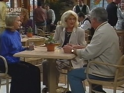 Helen Daniels, Madge Bishop, Lou Carpenter in Neighbours Episode 2739