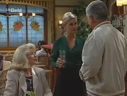 Madge Bishop, Joanna Hartman, Lou Carpenter in Neighbours Episode 2740