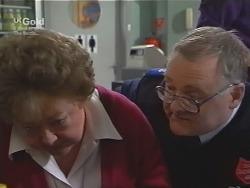 Marlene Kratz, Harold Bishop in Neighbours Episode 2740