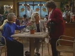 Helen Daniels, Madge Bishop, Marlene Kratz in Neighbours Episode 2740