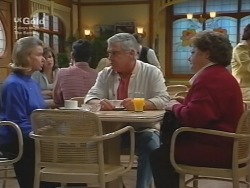 Helen Daniels, Lou Carpenter, Marlene Kratz in Neighbours Episode 2740