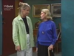 Ruth Wilkinson, Helen Daniels in Neighbours Episode 2740