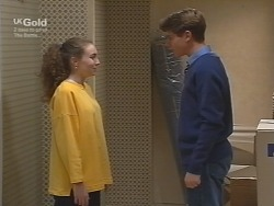 Debbie Martin, Lance Wilkinson in Neighbours Episode 2740