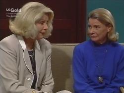 Madge Bishop, Helen Daniels in Neighbours Episode 2740