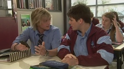 Andrew Robinson, Chris Pappas in Neighbours Episode 6246