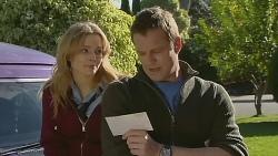 Natasha Williams, Michael Williams in Neighbours Episode 6247